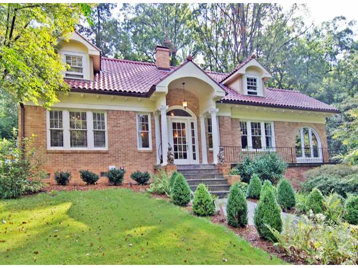 Lake Claire Real Estate Atlanta