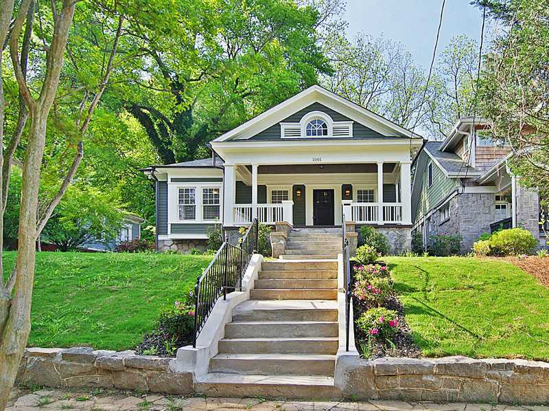 Poncey Highland Real Estate Atlanta